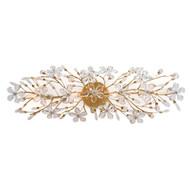 Regina Andrew Cheshire Sconce - Gold Leaf