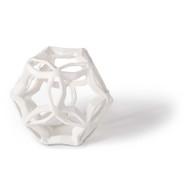 Regina Andrew Geometric Star Small - White