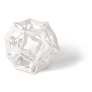 Regina Andrew Geometric Star Medium - White