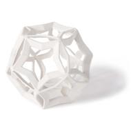 Regina Andrew Geometric Star Large - White