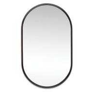 Regina Andrew Canal Mirror - Steel