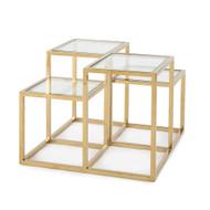 Regina Andrew Astoria Side Table - Gold
