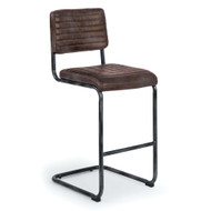 Regina Andrew Dylan Bar Stool - Set of 2 - Distressed Whiskey