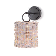 Regina Andrew Nantucket Sconce - Oil Rubbed Bronze