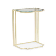 Caracole Short And Sweet Side Table