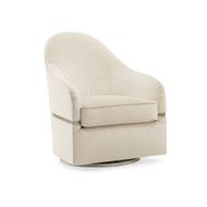 Caracole One Good Turn Swivel Chair