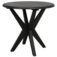 Noir Fox Side Table