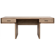 Noir Degas Desk - Washed Walnut