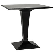 Noir Anoil Bistro Table - Metal