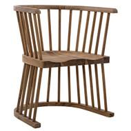 Noir Bolah Chair - Teak