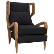 Noir Carol Chair - Teak