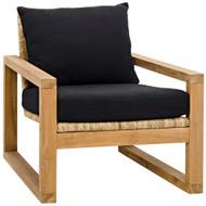 Noir Martin Chair - Teak
