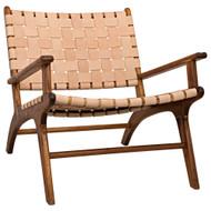 Noir Kamara Arm Chair - Teak