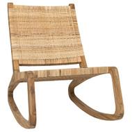 Noir Las Palmas Chair - Teak