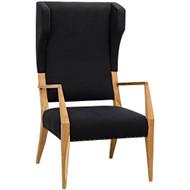 Noir Narciso Chair - Teak