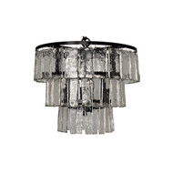 Noir Carnegie Chandelier - Small