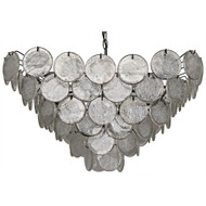 Noir Scala Chandelier