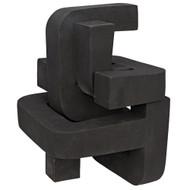 Noir Curz Scupture - Fiber Cement
