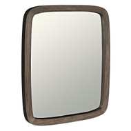 Noir Ford Mirror - Distressed Grey