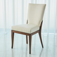 Global Views Opera Chair - White