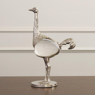 Global Views Ostrich - Nickel