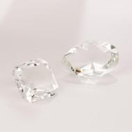 Global Views Oxford Jewels - Clear - Princess
