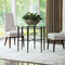 Studio A Hammered Dining Table Base - Bronze