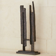Studio A Hi Line Sculpture - Bronze