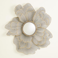 Studio A Iron Poppy Mirror