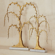 Studio A Lyric Sculpture - Antique Gold - Lg