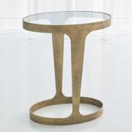 Studio A Oslo Accent Table - Gold