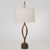 Studio A Pod Table Lamp - Antique Gold