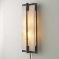 Studio A Quartz Sconce