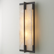 Studio A Quartz Sconce - HW