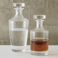 Studio A Seeded Decanter - Short