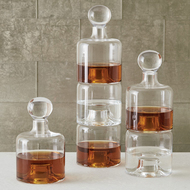 Studio A Stacking Decanter