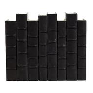 E Lawrence Black Parchment Bound Books