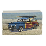 E Lawrence 4 Vol. Stack Classic Woodie On The Beach
