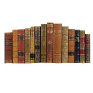 E Lawrence Better Bindings - 15 Vol. Collection