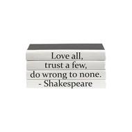 E Lawrence Diy Custom 4 Vol Quote Stack