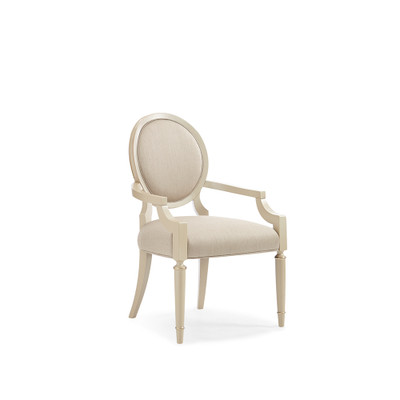 Caracole Chitter Chatter Chair - Arm Chair