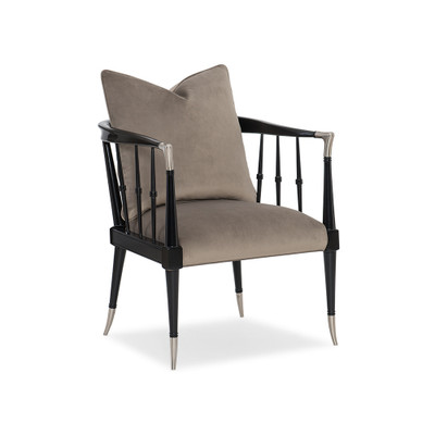 Caracole Black Beauty Chair