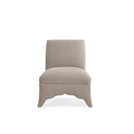 Caracole Lady Slipper Chair