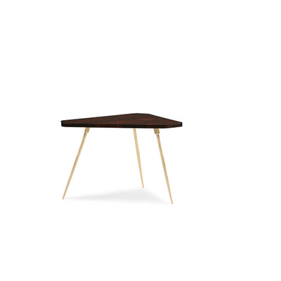 """Caracole The Trilogy Side Table - 22"""""""
