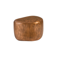 Phillips Collection Wedge End Table, Von Braun Finish