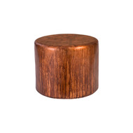 Phillips Collection Button End Table, Von Braun Finish