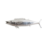 Phillips Collection Wahoo Fish, Silver Leaf