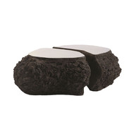 Phillips Collection Split the Difference Coffee Table