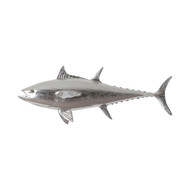 Phillips Collection Bluefin Tuna Fish, Silver Leaf