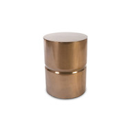 Phillips Collection Stacked Stool, Bronze